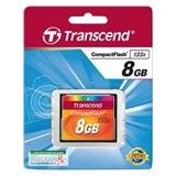 Transcend TS8GCF133 memoria flash
