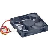 Gembird D6025SM 3 ventola per PC Computer case Ventilatore Nero