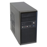 Chieftec CT 01B OP computer case Mini Tower Nero