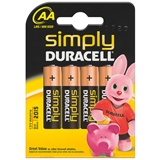 Wentronic LR6 4-BL Duracell Simply