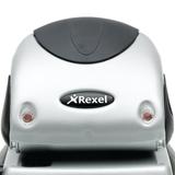 Rexel P225 Precision Perforatore a 2 Fori Precision Argento/Nero