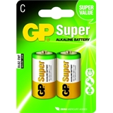 GP Batteries Super Alkaline C Batteria monouso Alcalino