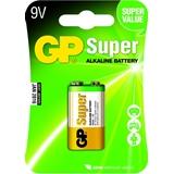 GP Batteries Super Alkaline 9V Batteria monouso Alcalino