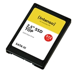 INTENSO 3812450 SSD Intenso Top 512GB SATA3, 520/ 300MBs, Shock resistant, Low power