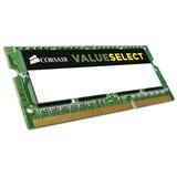 Corsair 4GB, DDR3L, 1600MHz 4GB DDR3 1600MHz memoria