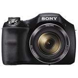 Sony Cyber shot DSC H300 compact camera Fotocamera compatta 20,1 MP CCD 5152 x 3864 Pixel 1/2.3 Nero