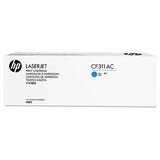 HP CF311AC 31500pagine Ciano cartuccia toner e laser