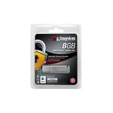 Kingston Technology DataTraveler Locker+ G3 8GB unità flash USB USB tipo A 3.0 (3.1 Gen 1) Argento
