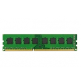 Kingston Technology ValueRAM 2GB DDR3 1600 memoria 1600 MHz
