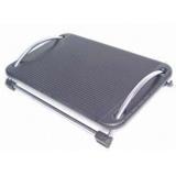 TECHLY 305564 Techly Ergonomic footrest with angle adjustment, black