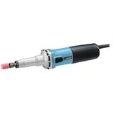 Makita GD0800C smerigliatrice a matrice e dritta Blu, Grigio 28000 Giri/min 750 W