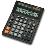 Citizen SDC-444S calcolatrice Scrivania Calcolatrice di base Nero