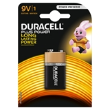 Duracell Plus Power 9V Batteria monouso Alcalino