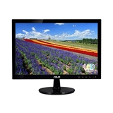 "MONITOR LED ASUS 18,5"" VS197DE VGA 1366X768 50.000.000:1"