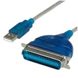 NILOX ADATTATORE USB-PARALLELO