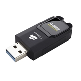 Corsair Voyager Slider X1 128GB unità flash USB USB tipo A 3.0 (3.1 Gen 1) Nero