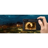 Panasonic Lumix DMC TZ70 Fotocamera compatta 12,1 MP MOS 4000 x 3000 Pixel 1/2.3 Nero, Argento
