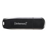 Intenso Speed Line unità flash USB 32 GB USB tipo A 3.2 Gen 1 (3.1 Gen 1) Nero
