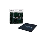 Mouse Pad Tappetino Per Mouse Vultech MP 01N Nero