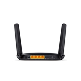 TP-Link TL-MR6400 Wireless 802.11b/g/n 300Mbps LTE router 3xLAN, 1xWAN, 1xSIM