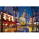 Clementoni Paris, Montmartre Puzzle 1500 pezzo(i)