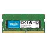 Crucial 16GB DDR4 memoria 2400 MHz
