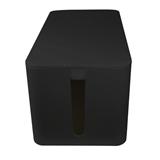 LogiLink KAB0062 organizer per cavi Scatola portacavi Nero 1 pezzo(i)