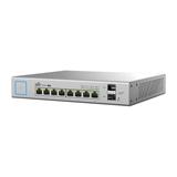Ubiquiti Networks UniFi US 8 150W switch di rete Gestito Gigabit Ethernet (10/100/1000) Bianco Supporto P