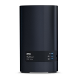 Western Digital My Cloud EX2 Ultra Armada 385 Collegamento ethernet LAN Desktop Nero NAS