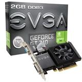 EVGA 02G-P3-2713-KR NVIDIA GeForce GT 710 2048GB scheda video
