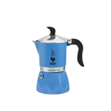 Bialetti FIAMMETTA Turkish coffee maker 3tazze Blu