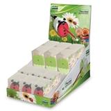 Lebez TEMPERAMATITE DA TAVOLO FRESA Temperamatite manuale Nero, Verde, Rosso, Bianco