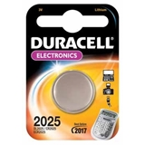 Duracell CR2025 Litio 3V