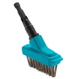 Gardena 3605 20 spazzola per la pulizia Grigio, Turchese