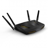 Zyxel ARMOR Z2 NBG6817 router wireless Dual band (2.4 GHz/5 GHz) Gigabit Ethernet Nero