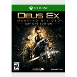 Koch Media Deus Ex: Mankind Divided, Xbox One