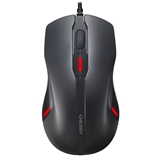 CHERRY MC 4000 mouse USB Ottico 2000 DPI Ambidestro