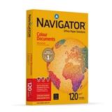 Navigator COLOUR DOCUMENTS carta inkjet A3 (297x420 mm) Opaco 500 fogli Bianco