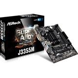 Asrock J3355M scheda madre NA (CPU integrato) Micro ATX