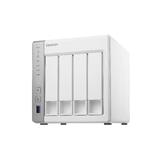 QNAP TS 431P server NAS e di archiviazione AL212 Collegamento ethernet LAN Tower Bianco