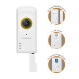 Edimax IC-5170SC kit di sicurezza domestica intelligente Wi-Fi
