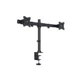 """Multibrackets 3309 supporto da tavolo per Tv a schermo piatto 68,6 cm (27"""") Morsa/Bullone di ancoraggio Nero"""