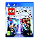 Warner Bros Lego Harry Potter Collection, PS4 videogioco PlayStation 4 Basic Inglese, ITA