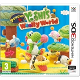 NINTENDO 3DS POOCHY YOSHI WOOLY WORLD