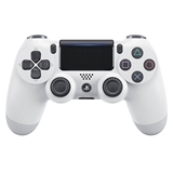 Sony DualShock 4 Gamepad PlayStation 4 Analogico/Digitale Bluetooth Bianco
