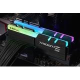 G.Skill Trident Z RGB 16GB DDR4 memoria 3200 MHz