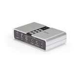 StarTech.com Scheda audio esterna adattatore audio USB 7.1 con audio digitale SPDIF
