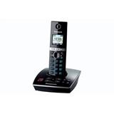 Panasonic KX-TG8061 DECT Identificatore di chiamata Nero