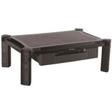 StarTech.com Supporto per Monitor con cassetto Altezza regolabile - Grande (500mm)