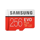 SAMSUNG MICRO SD EVO PLUS 256GB UHS I